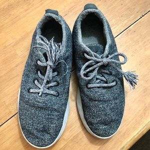 Allbirds • WOOL RUNNERS • Gun Metal Gray Shoes 10